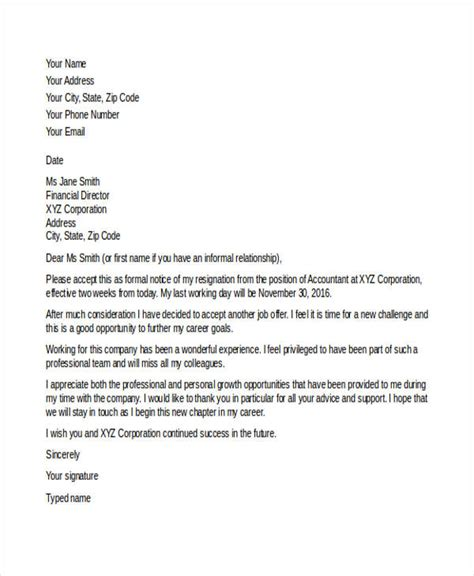 Resignation Letter Sle resignation letter sle kfc 28 images resignation sle letter how to write a resignation