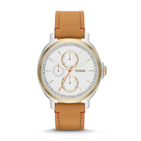 Fossil Chelsey Es3682 chelsey multifunction leather fossil