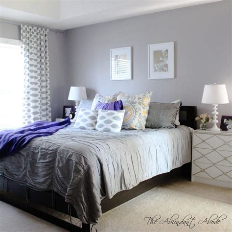 Light Purple Bedroom Ideas Light Purple And Grey Bedroom Home Design Also Interalle