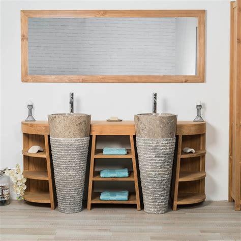 Formidable Meuble Sous Double Vasque #2: ori-meuble-de-salle-de-bain-en-teck-florence-double-180cm-vasques-gris-2946_4049.jpg