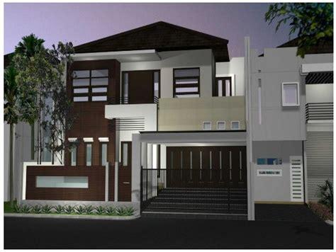 desain depan rumah 2 lantai 20 model rumah minimalis 2 lantai terbaru 2018 rumah