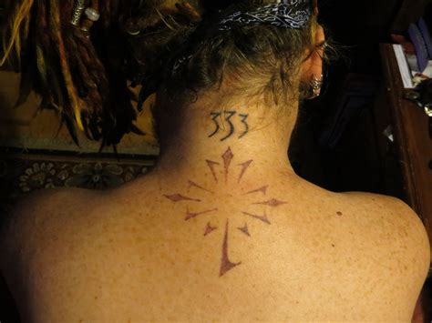tribal tattoos back neck neck images designs