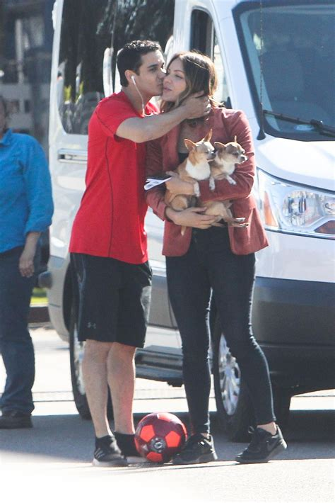 dogs los angeles katharine mcphee with dogs los angeles 02 15 2018