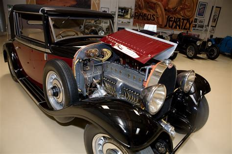 Leno Garage Bugatti by Leno S Garage Bugatti Type 49 Photo 325976 Nbc