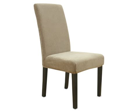 dining chair covers ebay sure fit stretch dining chair cover flax 9319288420198 ebay