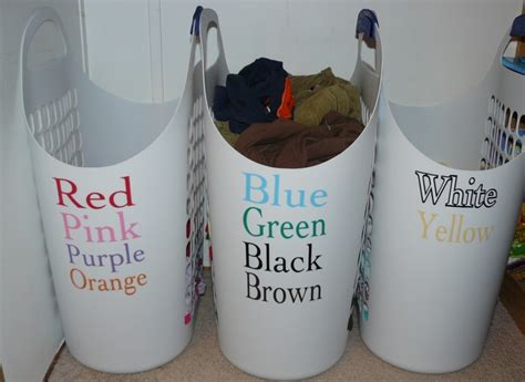 washing darks and colors together top 3 laundry room organization pinboards