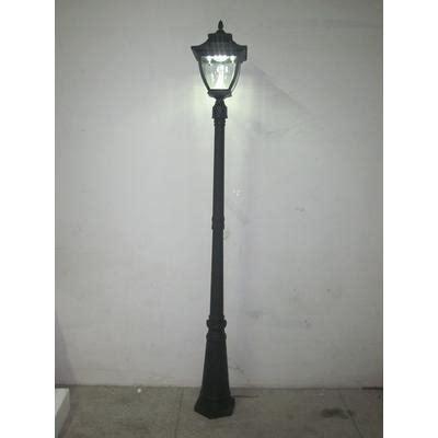 solar lights for yard solar pole light for yard pagoda carriage lantern gama