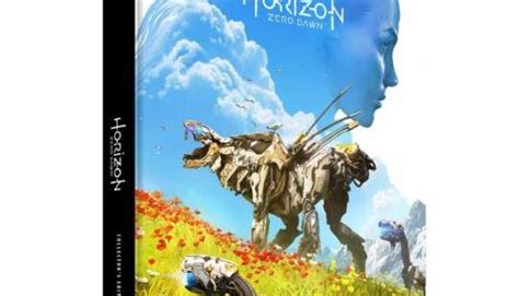 nioh collectors edition strategy horizon zero dawn collector s edition strategy guide gets more specific details n4g