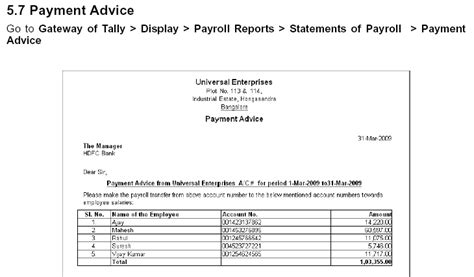 payment advice template doc 730428 doc730428 pay advice template payment advice