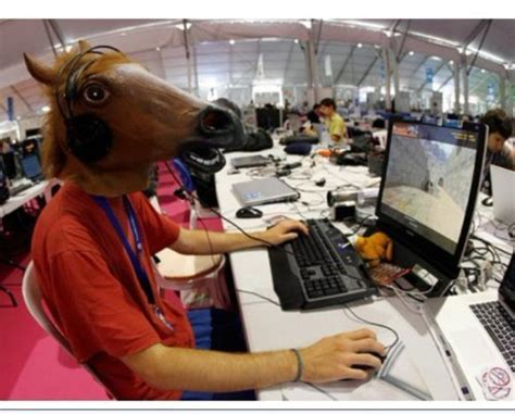 maschera testa di cavallo maschera quot testa di cavallo quot novabbe shopping