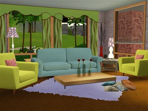 sims 3 living room livingroom the sims 3 wallpaper 17301000 fanpop