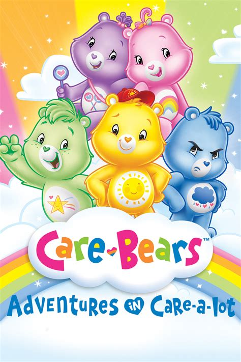 care bears adventures  care  lot dvd planet store