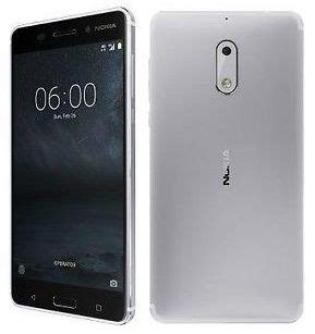 Nokia 6 Nokia Six Android 4gb64gb Silver Garansi 1 Tahun nokia 6 dual sim 64gb 4gb ram 4g lte silver price review and buy in dubai abu dhabi and