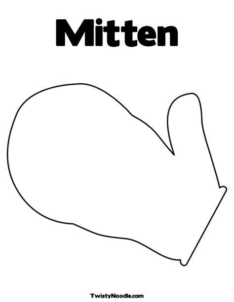 printable coloring pages mittens free coloring pages of how many mittens