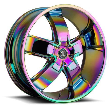 rainbow chrome 2 crave no 18 rainbow wheel