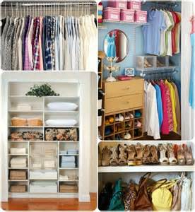 closet organization ideas homes