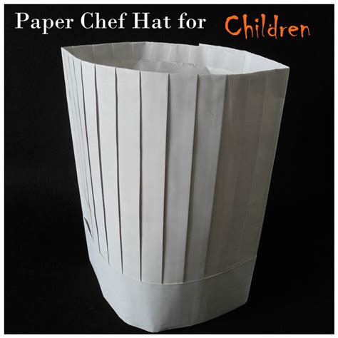 How To Make A Paper Chefs Hat - pack of 10 free shipping 9 quot 23cm disposable paper