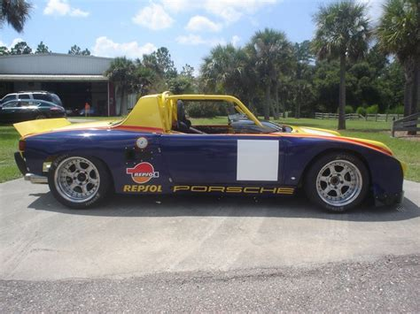 porsche 914 race cars repsol porsche 914 6 gt race car on ebay pelican parts