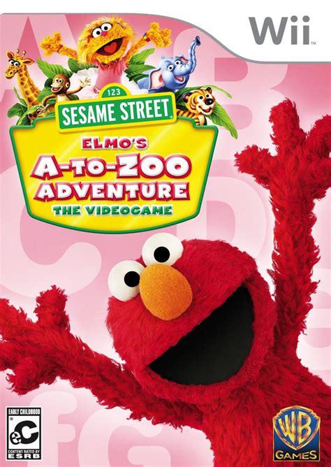 elmo s sesame street elmo s a to zoo adventure jeu pc
