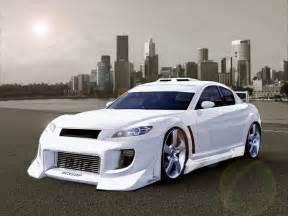 fast cars mazda rx 8 new sports car