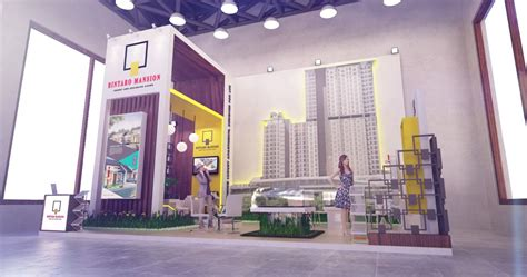 exhibition design adalah design booth pameran design service production booth