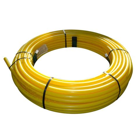 Gas Pipe L by Gas Pipe Mdpe Coil 20mm X 50m Yellow Drainage Superstore 174