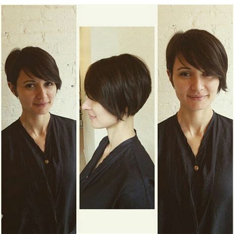 22 trendy short haircut ideas for 2016 popular haircuts 22 trendy short haircut ideas for 2016 straight curly hair