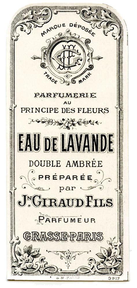 printable old labels old label french perfume pinterest vintage labels