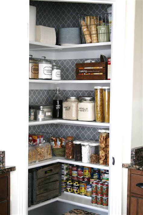 how to organize a small pantry closet 19 easy closet storage ideas organize tip junkie