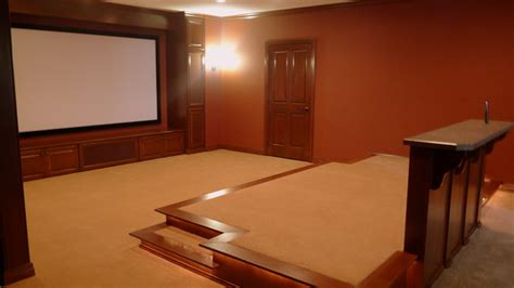 How To Build A Media Room Platform - theater room