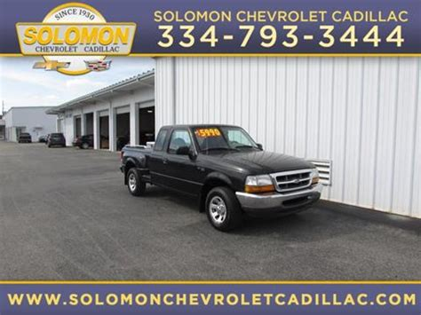 Solomon Cadillac Used Ford Ranger For Sale In Dothan Al Carsforsale