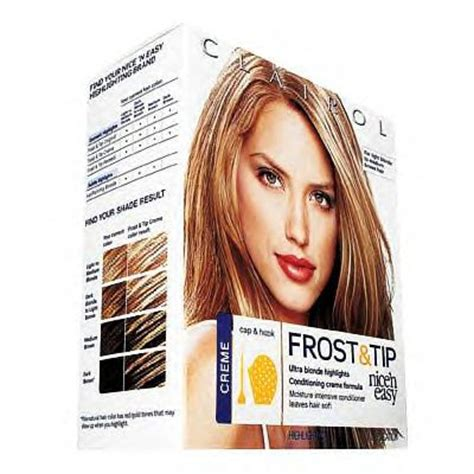 how to frost tips hair beautytiptoday com summer time means clairol frost tip