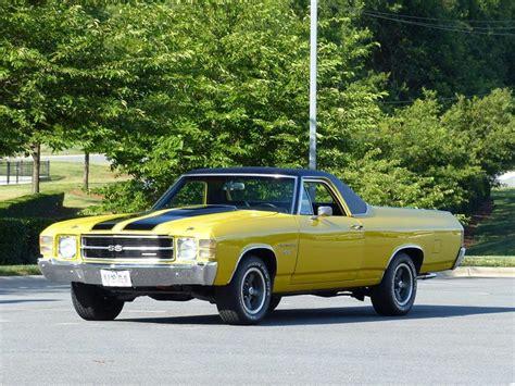 1971 el camino 1971 chevrolet el camino ss 175136