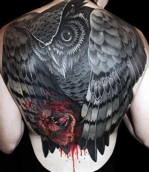 owl tattoos for guys 71 best owl tattoos that you will fall in with owls