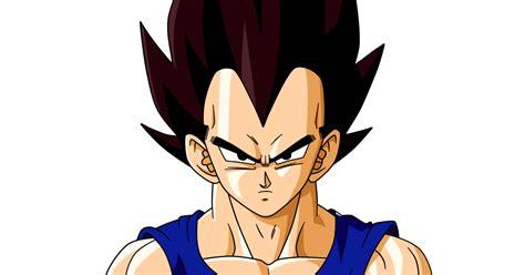 imagenes png de anime dragon ball fusion vegeta