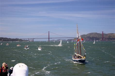 Day In The Bay 2017 Mba by A Picture Opening Day On San Francisco Bay Sail