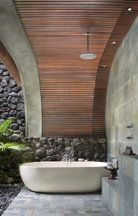 45 outdoor bathroom designs that you gonna digsdigs