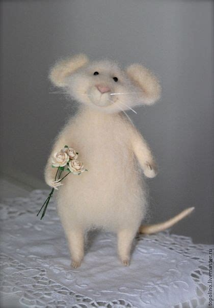 Handmade Mice - 17 best images about felting on animals