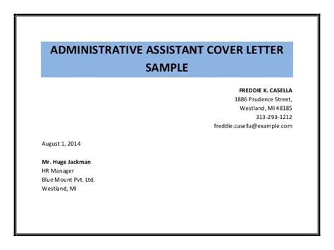 executive assistant cover letter 2014 executive assistant cover letter 2014 rpolibraryutoronto