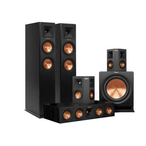 home theater systems surround sound system klipsch