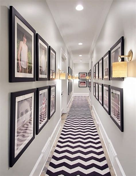 ideas on hanging pictures in hallway best 25 hallway ideas on upstairs