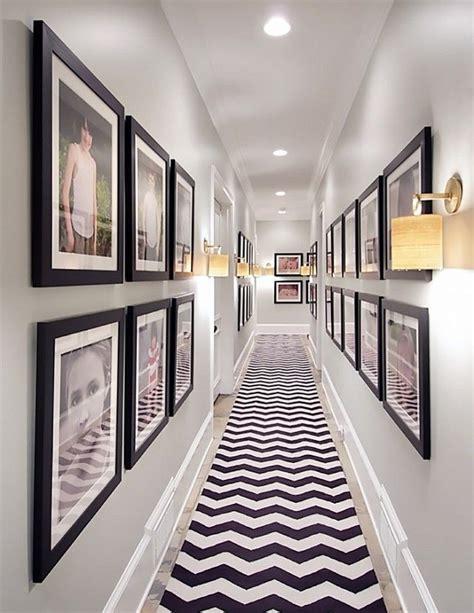 hallway design 25 best ideas about narrow hallway decorating on