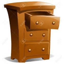 open drawer clipart