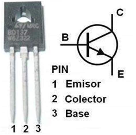 transistor bd ecured