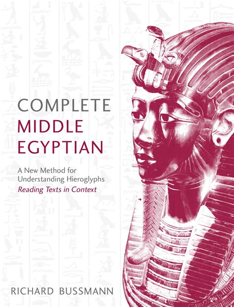 complete middle learn beginner hieroglyphs complete language courses books ancient languages teach yourself