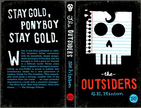 themes in the book the outsiders by se hinton outsiders jenny s homework blog