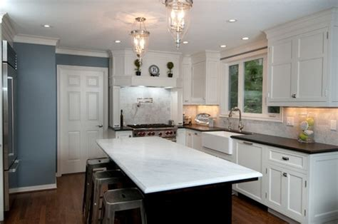 Benjamin Pleasant Valley Kitchen by The Most Popular Paint Colors On