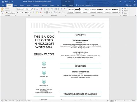 microsoft word doc file format doc file extension what is a doc file and how do i open it