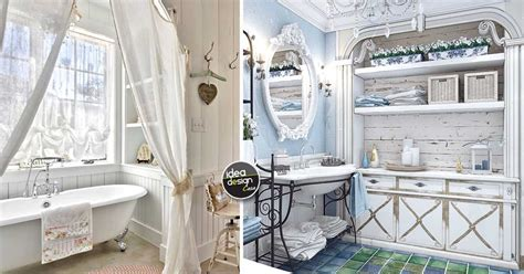 bagno stile provenzale il bagno in stile provenzale 15 splendide idee per ispirarvi