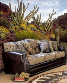 Welcome to the ranch with the handmade wassila sofa collection
